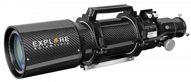 EXPLORE SCIENTIFIC ED APO 102mm f/7 FCD-100 CF HEX