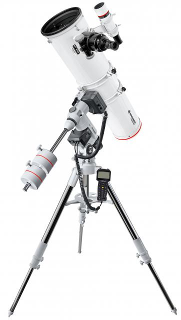 BRESSER Messier NT-203/1200 Hexafoc EXOS-2 GoTo Telescope