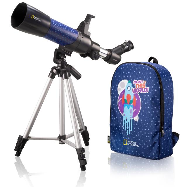 NATIONAL GEOGRAPHIC Children's Telescope with Augmented Reality App
