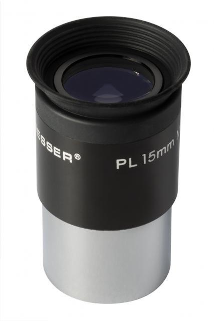 """BRESSER 15mm Plössl eyepiece 31,7mm/1,25"""""""