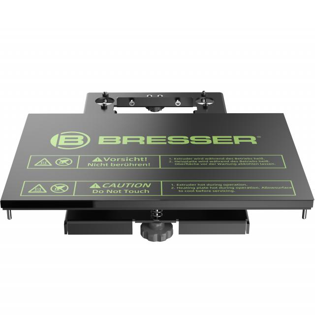 BRESSER Replacement heated building platform for 3D printer T-REX (item no. 2010500)