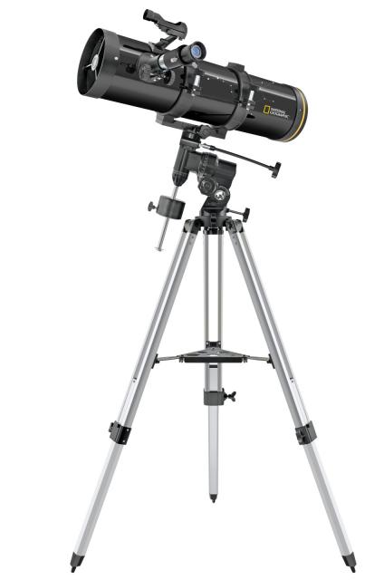 NATIONAL GEOGRAPHIC Newton Telescope 130/650 Sph.