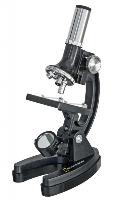 NATIONAL GEOGRAPHIC Microscope 300x-1200x incl. hardcase