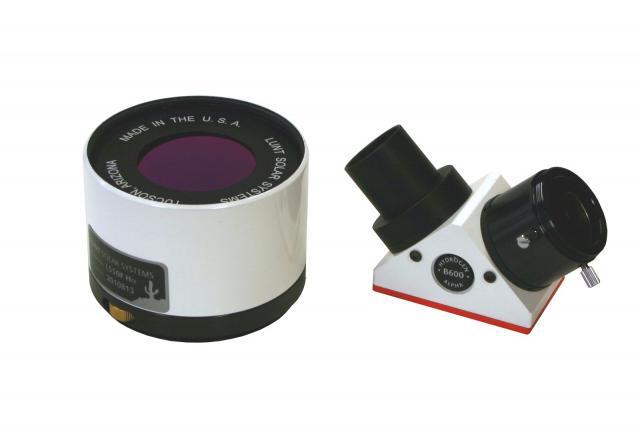 LUNT LS50FHa/B600d1 H-alpha solar filter