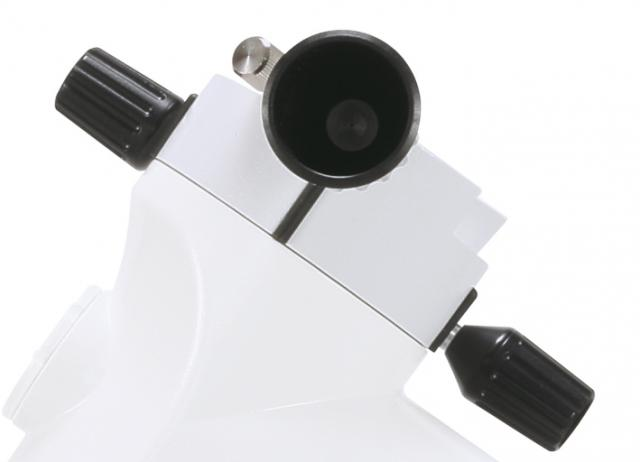 Declination clamp for SX mounts