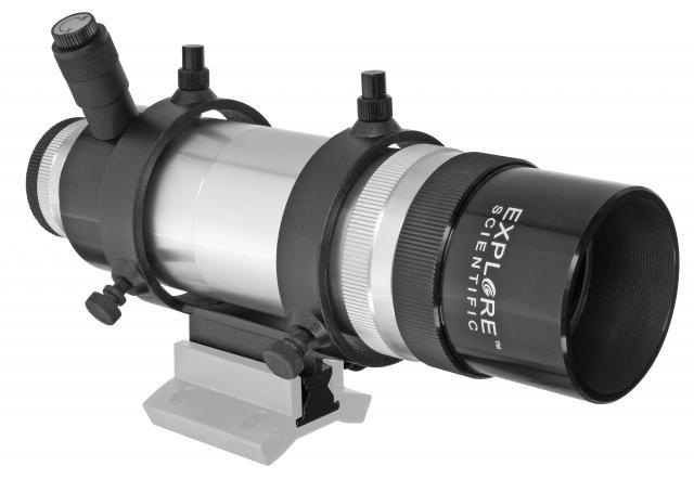 EXPLORE SCIENTIFIC ES 8x50 Illuminated Finder Scope