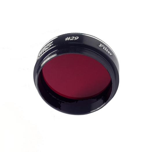 Revelation No29 Dark Red Filter 1.25in