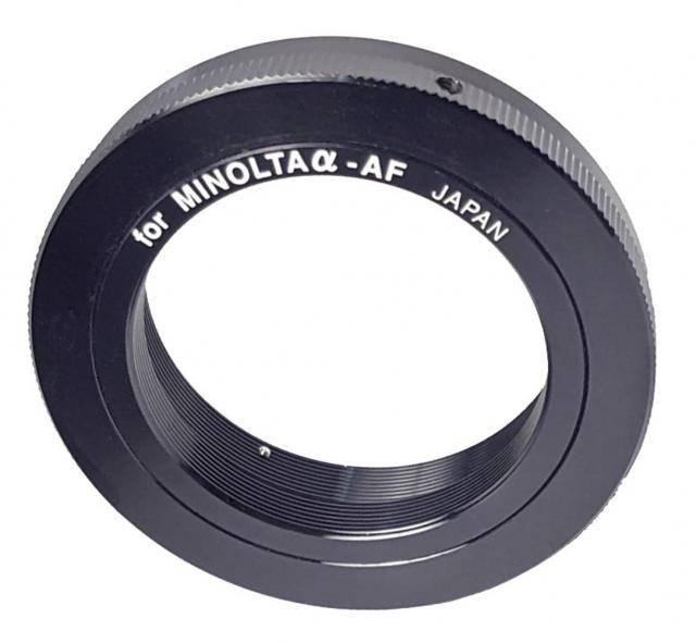 Astro Engineering MD T Ring - T2 T-Mount for Minolta Cameras