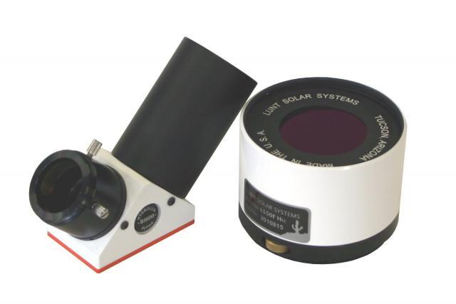 LUNT LS50FHa/B1800d2 H-alpha solar filter