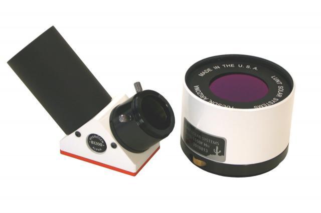 LUNT LS50FHa/B1200d2 H-alpha solar filter