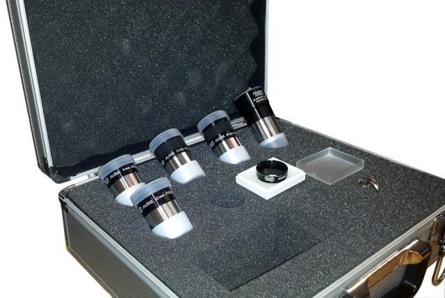 Revelation Observers Eyepiece Kit in Aluminium Case