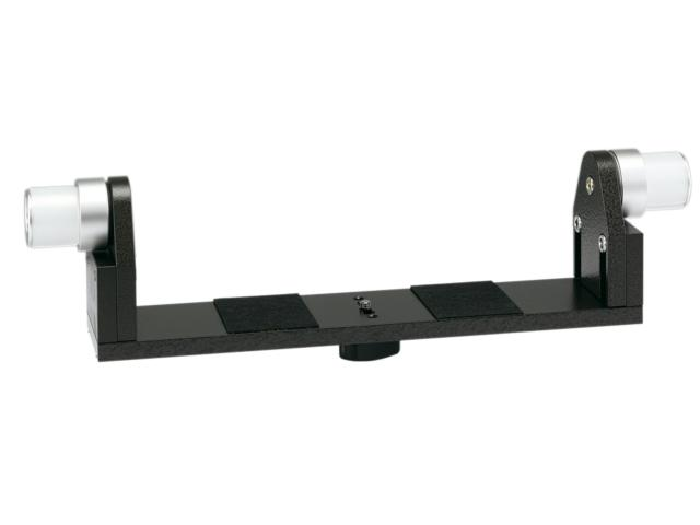 Vixen Mounting Plate for large Binoculars in the HF2 Fork Mount
