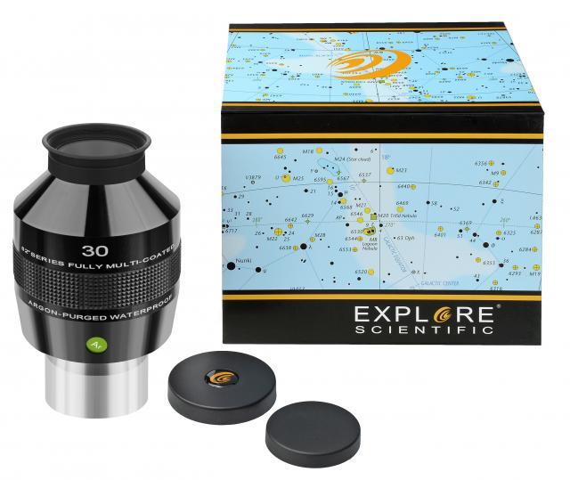 """EXPLORE SCIENTIFIC 82° Ar Eyepiece 30mm (2"""")"""