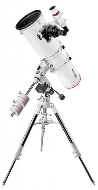 BRESSER Messier NT-203/1000 Hexafoc EXOS-2/EQ5 Telescope