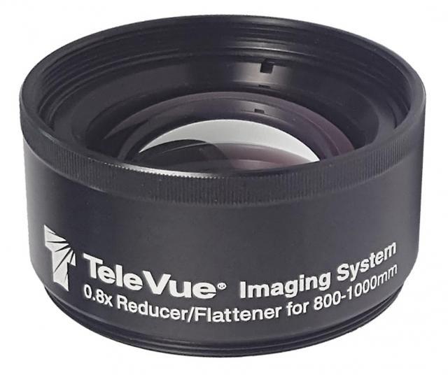 TeleVue RFL-4087 0.8x Reducer/Flattener for 102 Scopes