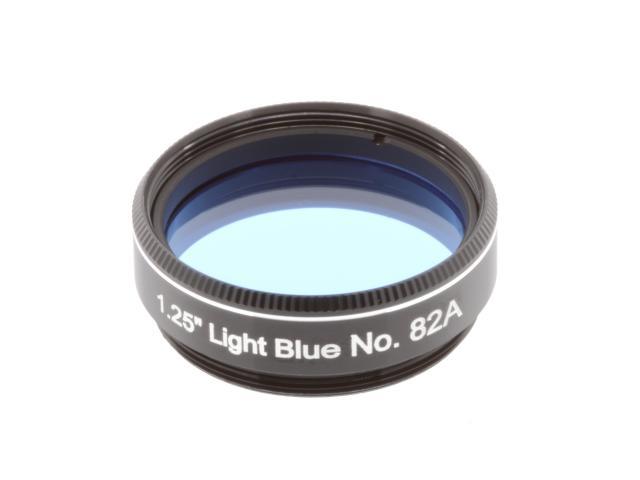"EXPLORE SCIENTIFIC Filter 1.25"" Light Blue No.82A"