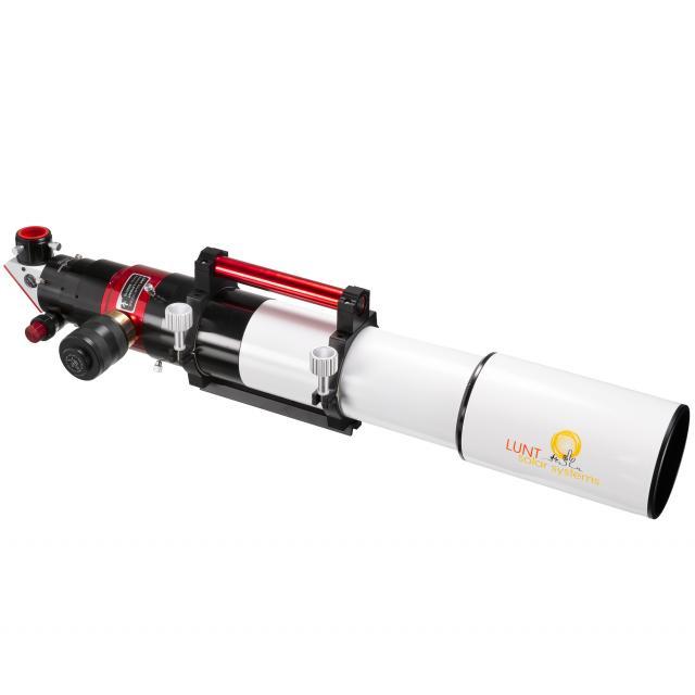 LUNT LS100MT/B1800FT Multipurpose APO Telescope for Sun + Night-Sky