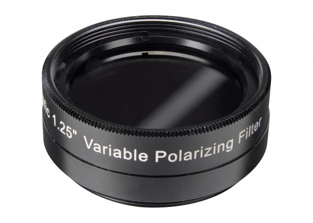 "EXPLORE SCIENTIFIC 1.25"" Variable Polarizing Filter"