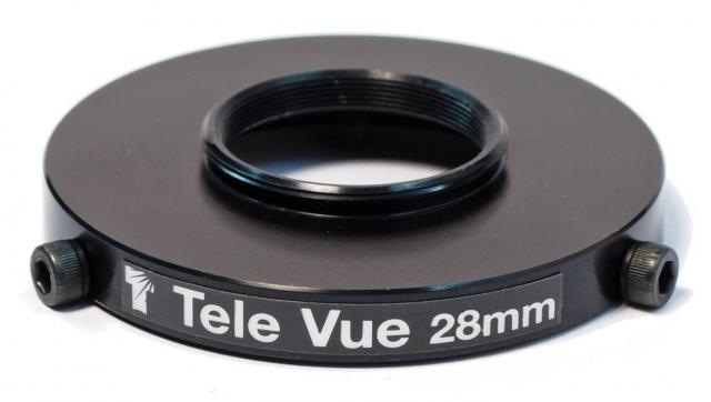 Tele Vue A-focal Adapter Ring - 28mm