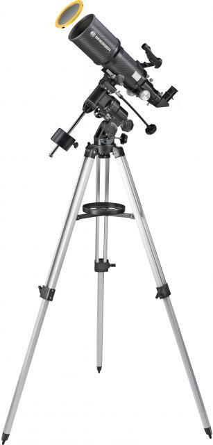 BRESSER Polaris 102/460 EQ3 Telescope with Solar-Filter