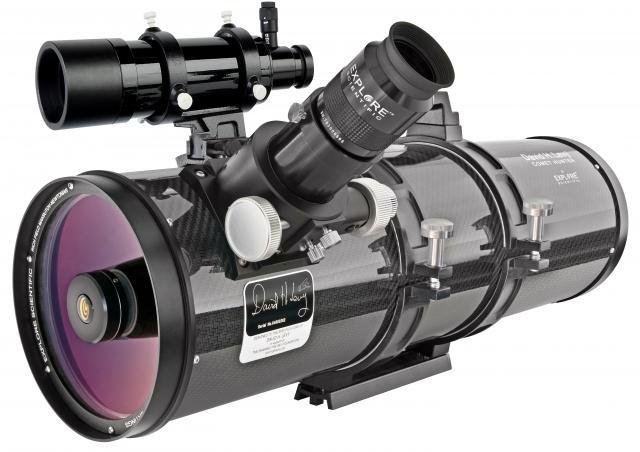 EXPLORE SCIENTIFIC MN-152 David H. Levy Comet Hunter Telescope
