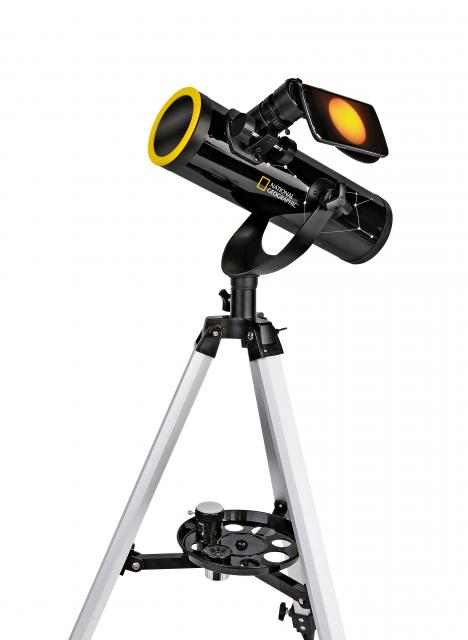NATIONAL GEOGRAPHIC Telescope with Solar Filter