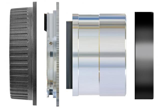 EXPLORE SCIENTIFIC MPCC Field Flatt. ED APO+Canon EOS T2