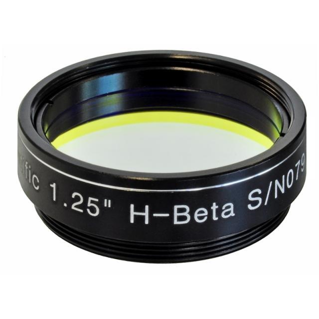 """EXPLORE SCIENTIFIC 1.25"""" H-Beta Nebula Filter"""