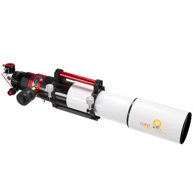 LUNT LS100MT/B1200FT Multipurpose APO Telescope for Sun + Night-Sky