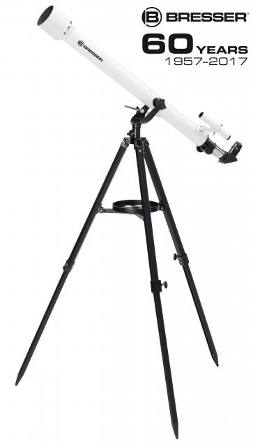 BRESSER Classic 60/900 AZ Refractor Telescope