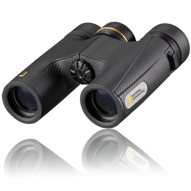 NATIONAL GEOGRAPHIC 10x25 compact binoculars waterproofed