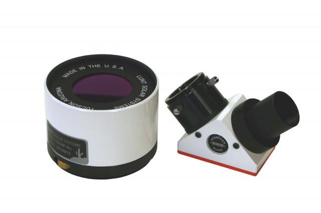 LUNT LS50FHa/B1800d1 H-alpha solar filter