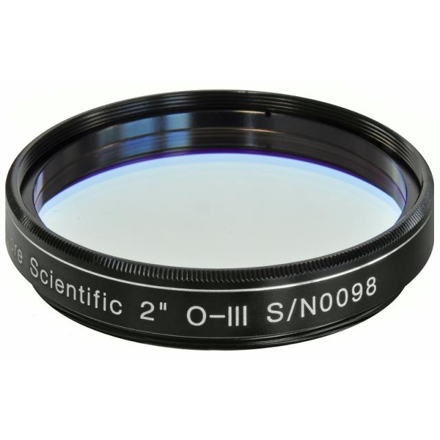 "EXPLORE SCIENTIFIC 2"" O-III Nebula Filter 12nm"