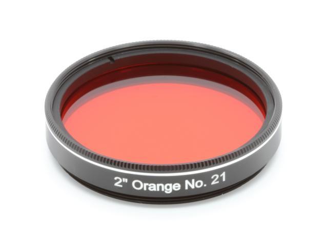 """EXPLORE SCIENTIFIC Filter 2"""" Orange No.21"""