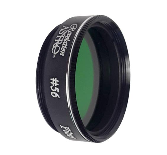 Revelation No56 Light Green 53% Transmission Filter 1.25in