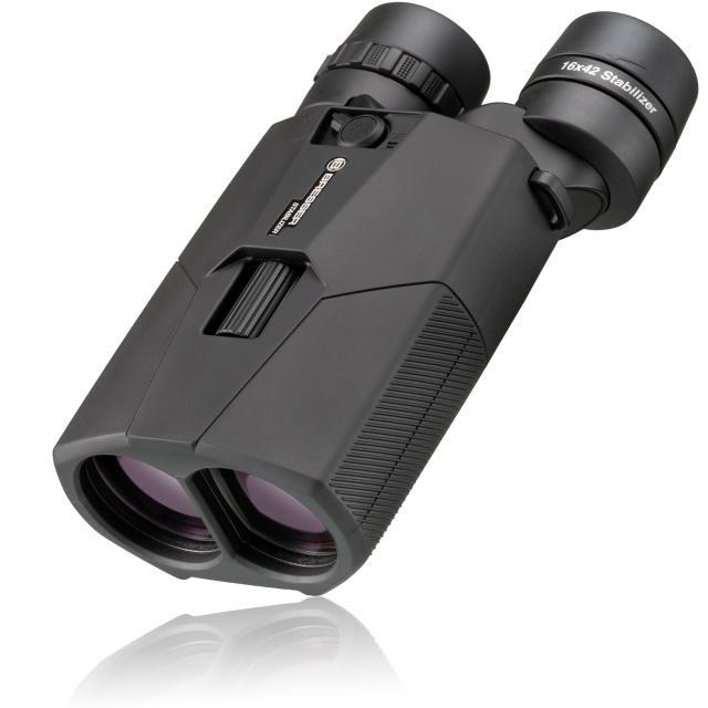 BRESSER 16x42 STABILIZER OIS binoculars with image stabilizer