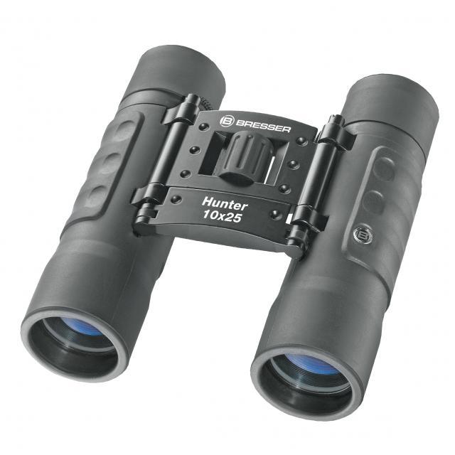 BRESSER Hunter 10x25 Pocket Binoculars