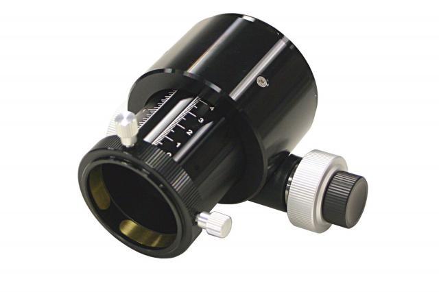 LUNT Crayford Focuser for LS60T and LS80T scopes
